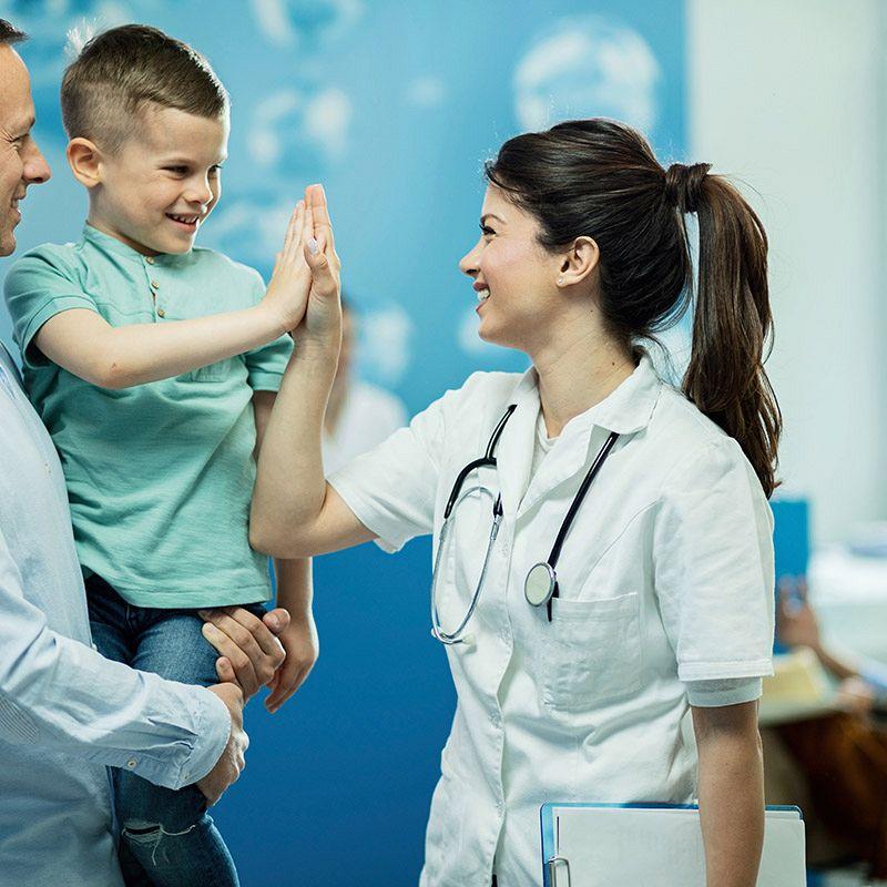 Ambulanta družinske medicine / Referenčna ambulanta